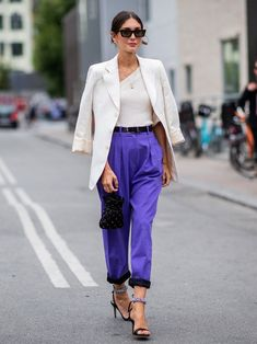 Street Style von Diletta Bonaiuti bei der Kopenhagen Fashion Week