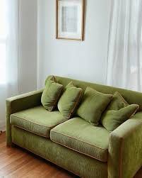 Green Corduroy Couch Google Search Corduroy Couch Couch Sofa