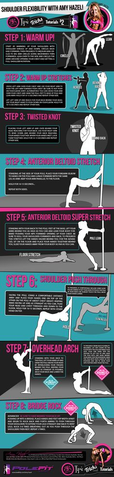 We teamed up with our Brand Ambassadors to bring you a series of tips and tricks to help you with your pole training.