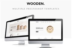 Leo Wooden Responsive Theme by LeoTheme on @creativemarket