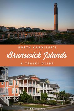 Discover the best things to see and do when you travel to North Carolina's Brunswick Islands. Click through to start planning your beach trip today.