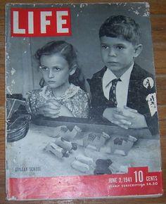 Life Magazine June 2, 1941