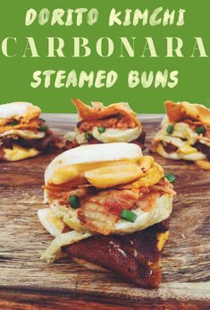 Bao Down to These 10 Kick Ass Steamed Bun Recipes - Grilled Cheese Social