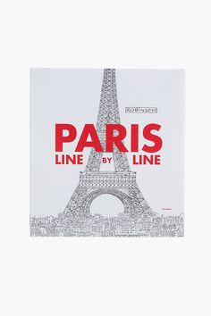 In the early 1960s, Robinson, an illustrator celebrated for his drawings of buildings, documented Paris in his signature style. Fifty years after its original publication, Paris, Line by Line returns to print by Rizzoli.