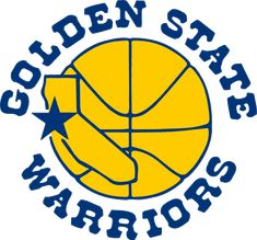 I wish they kept this logo.  Oh well, at least the colors are back! Golden State Logo, Golden Warriors, Warrior Logo, Sports Team Logos, Sports Teams, Basketball Wall, American Sports, Nba Champions, Chris Mullin