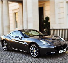 ferrari california ~ My FAVORITE vehicle
