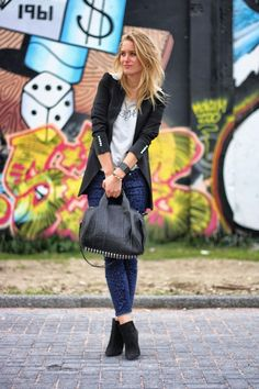 Look: IN A NEW YORK STATE OF MIND - raspberryandrouge - Trendtation