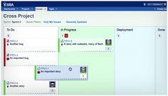 GreenHopper - Agile Project Management add on for Atlassian JIRA, brilliant for Scrum and Kanban teams