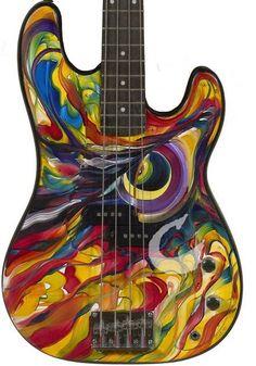 #music #art #guitars