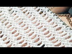 Knitting pattern ❤ Узор спицами ❤ strickmuster ❤ tricot ❤ how to knit ❤ tricô ❤ örgü deseni बुनना - YouTube