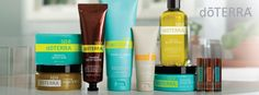 (2) doTERRA International All natural spa products with Essential oils give real results in your skin's appearance!
