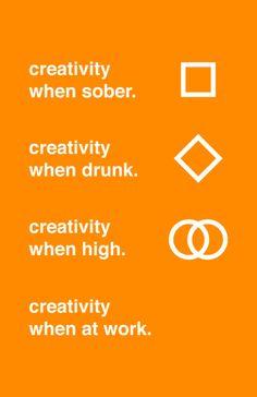 Creativity win
