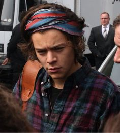 Sometimes Harry makes this face and I just wanna know what was going on