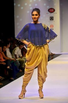 African Fashion, Indian Fashion, Womens Fashion, Indian Clothes, Indian Outfits, Indian Style, Indian Wear, Bohemian Pants, Harems