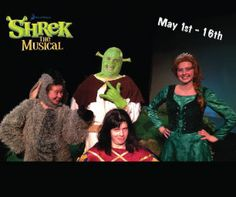 Giveaway ~ Win Tickets to Shrek the Musical @ The Venue Theatre | Macaroni Kid #MacKid #spon