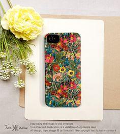 Flower iPhone 5 case Flower iPhone 4 case iPhone 4s por TonCase, $25.99