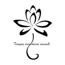 tatuajes pequeños de flores - Buscar con Google