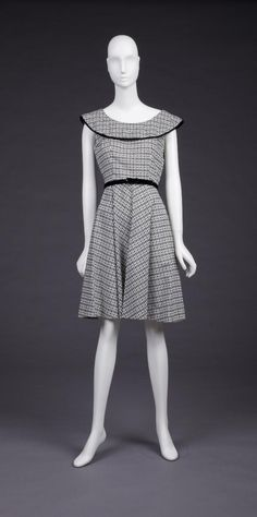Dress, 1950s, The Goldstein Museum of Design