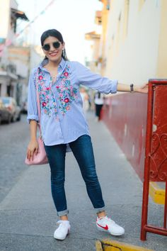Bordado – La tendencia del año en una camisa