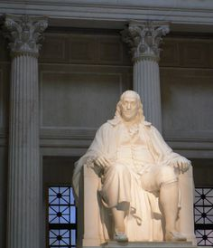 Benjamin Franklin National Memorial, Philadelphia, Pennsylvania