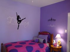 Perfect for all those little & big girls who love Ballerinas & Dancing!