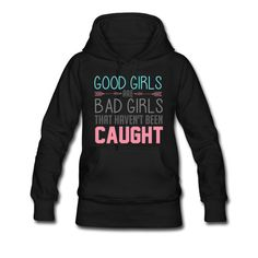 5 Seconds Of Summer Good Girls Are Bad Girls Lyric Hoodie