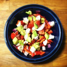 Beers & Beans best Around The World Salad