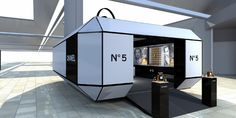 ATÜ Duty Free hosts unique Chanel No 5 installation at Istanbul Airport | TheMoodieReport.com