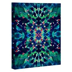 Amy Sia Water Dream Art Canvas | DENY Designs Home Accessories