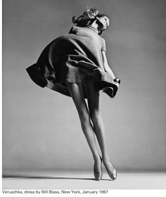 Legs for days.... | Veruschka, Photo: Richard Avedon