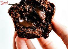 Шоколадно-йогуртовые кексы с бананом image 1