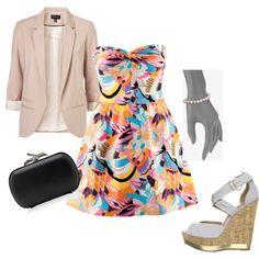 night out, created by stephlaurenkonkle on Polyvore
