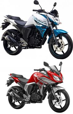 Yamaha India has introduced new attractive and dynamic paint schemes and graphics for FZ-S (FI) and Fazer version (FI). Paint Schemes, S Models, Old Things, Things To Sell, Biker, Automobile, Art Photography, Product Launch, Motorcycles