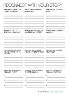 Choose a Genre (Writing Worksheet Wednesday) | Worksheets and ...