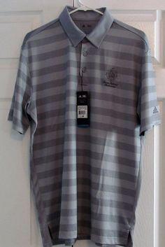 Adidas Climacool Men's Golf Shirt #Adidas