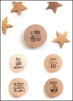 Stamps to decorate your gifts or for stamping on scrap projects. Stamps for decorate tus regalos or scrap projects.