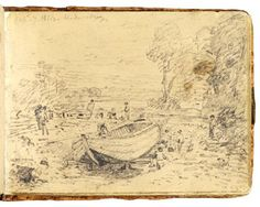 John Constable. sketchbook4