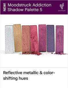 Younique NEW palette #5 browse the product line --- the amazing NEW products. #youniquepalettes #youniquecampbellriver #youniqueonlineshopping Available online @ https://www.youniqueproducts.com/janismajor/party/4976354/view?success=1