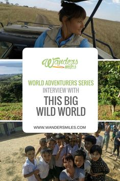 Wanders Miles World Adventurers Series welcomes Susan from This Big Wild World, an outdoor adventure travel blog for the culturally curious.