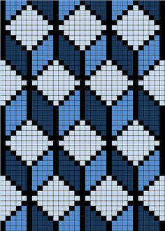 Cross stitch embroidery or loom Beading pattern inspiration!