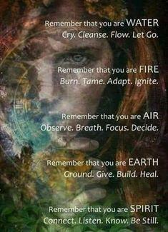 Earthing Grounding, 5 Elements, Book Of Shadows, Spiritual Awakening, Awakening Quotes, Spiritual Wisdom, Magick, Wiccan, Wicca Witchcraft