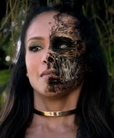 Mazikeen, also known by her nickname Maze, is a fierce demon who holds the form of a young...