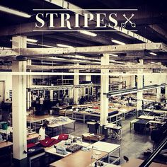 Nice initiative! Hopefully also available for women om Gusto Moda soon: www.stripesclothing.com #made #in #prison #inspired #by #freedom