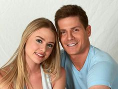 Kiki and Dillon of General Hospital
