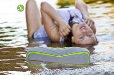 Waterproof IPX7 Wireless Outdoor Bluetooth Shower Speaker