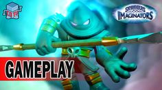 Skylanders Imaginators Hoodsickle Gameplay Preview