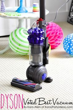 Dyson Vacuum cleaners are THE best!