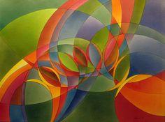 Arte Abstracto Geométrico