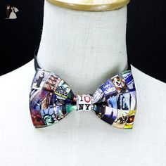 Mihi Style I Love New York Bow Tie - Groom fashion accessories (*Amazon Partner-Link)