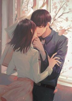 Pin de ngọc san en ngôn tình en 2019 parejas de anime, anime love y persona Manga Couple, Anime Love Couple, Anime Couples Manga, Couple Art, Cute Anime Couples, Manga Anime, I Love Anime, Manga Romance, Anime Sensual